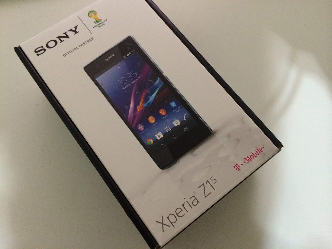 BNIB Sony Xperia Z1s 32GB T-Mobile