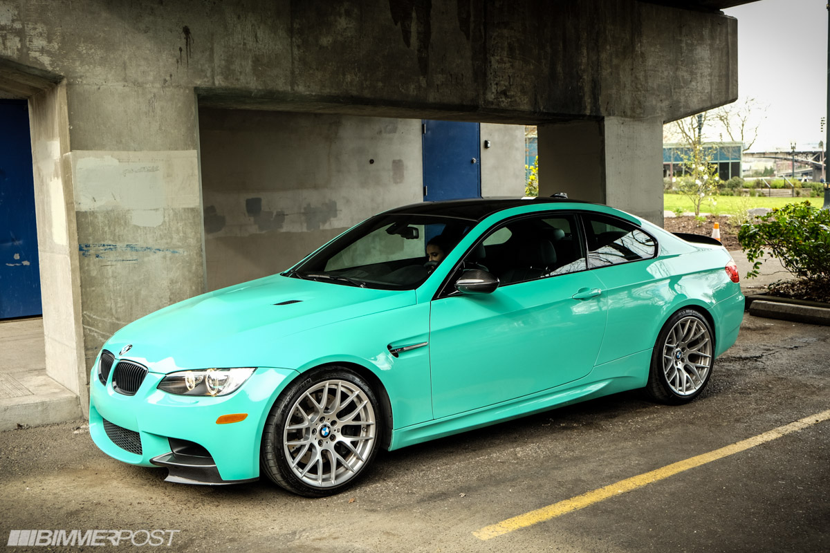 M3 GTS-CSL Tiffany Edition