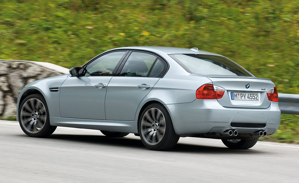 BMW M2 Release Date >> BMW M3 Sedan (E90) Official Press Release and Pics