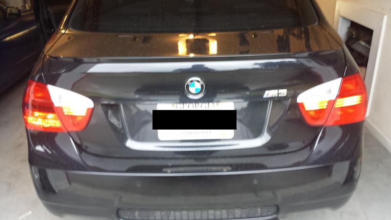 Tail light out but bulb is fine    - BMW M3 Forum (E90 E92)