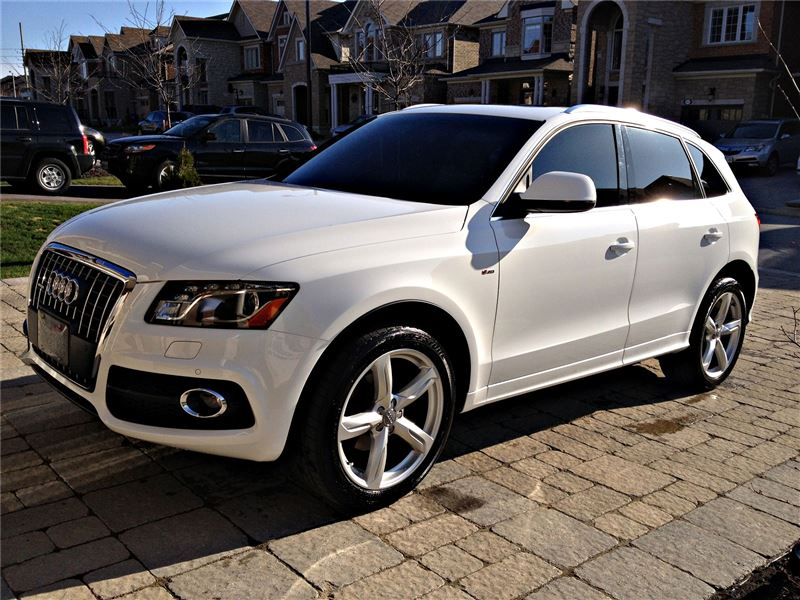 for sale 2012 audi q5 2 0 tfsi quattro premium plus s line. Black Bedroom Furniture Sets. Home Design Ideas