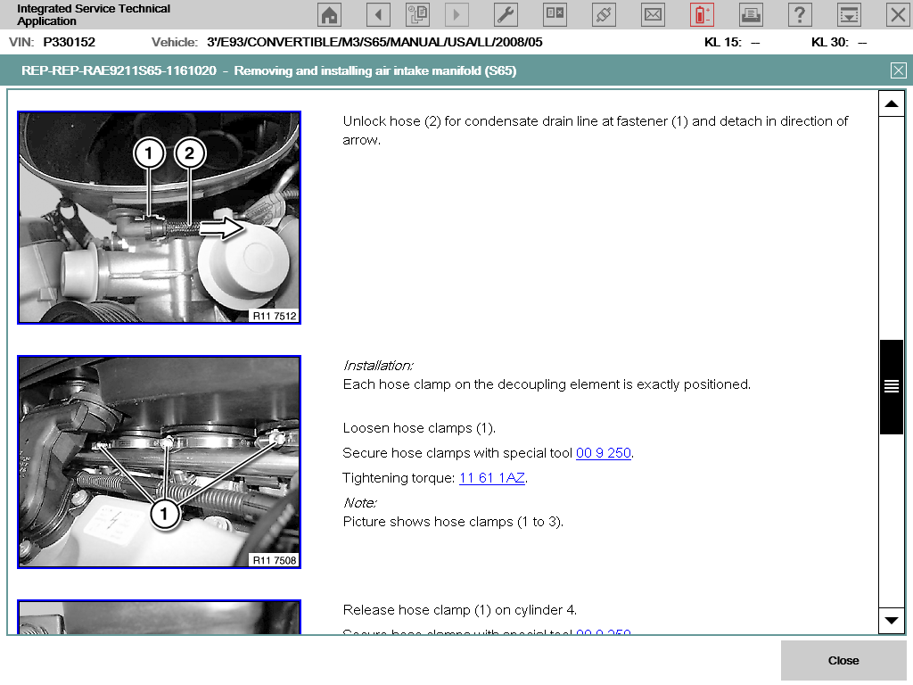E93 M3 Random Starting Problem 100 Solved E90 Bmw Start Stop Wiring Diagram Name Isidr2 Ista D34240 P523 Small 2015 06