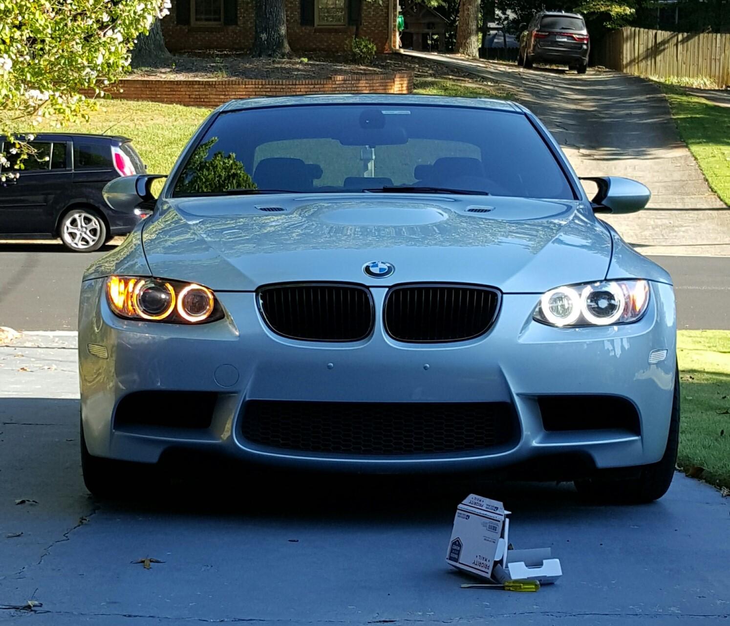 Bmw Xi Vs I: BMW 3-Series (E90 E92) Forum