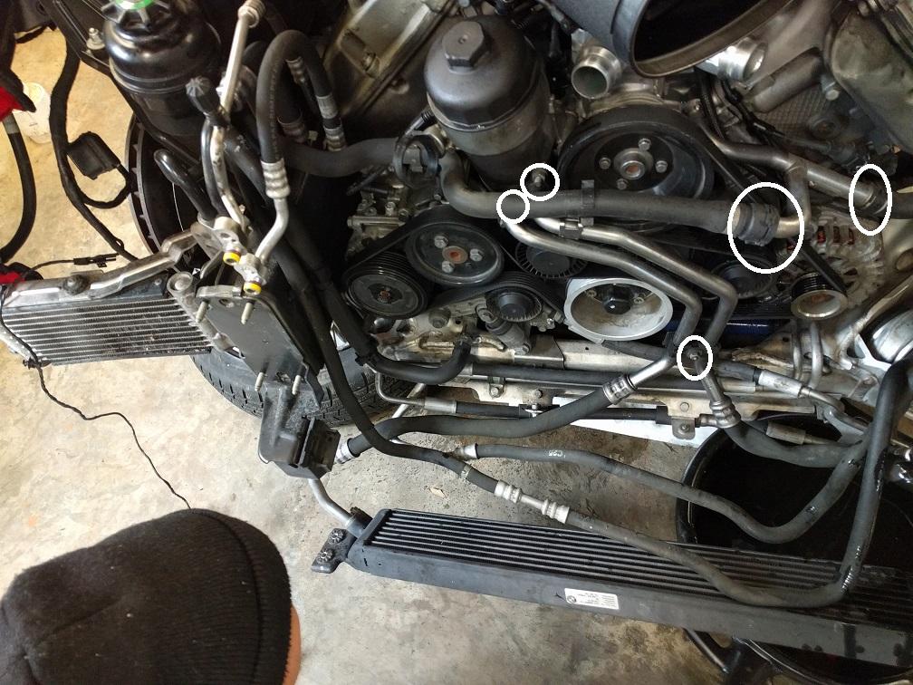 DIY: Engine/Transmission removal - BMW M3 Forum (E90 E92)