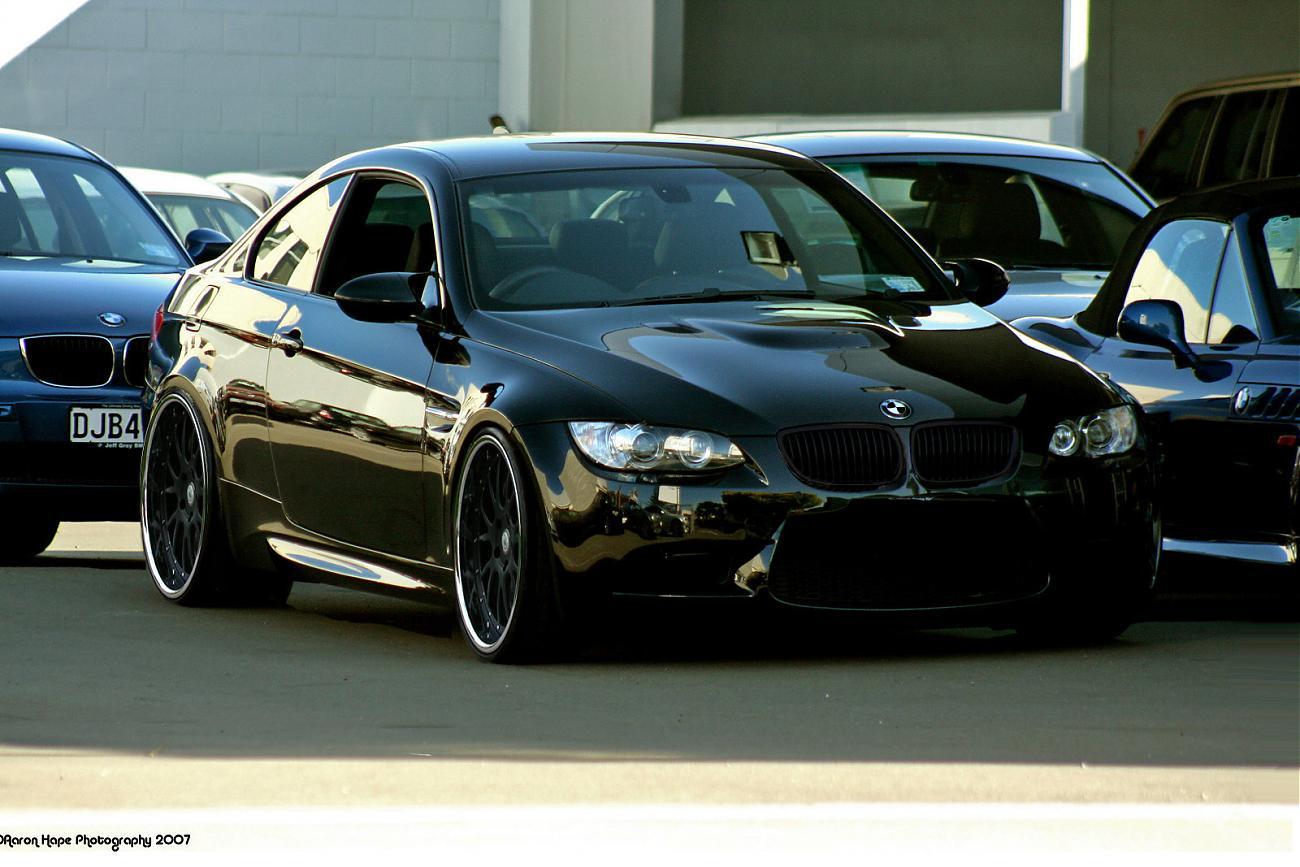 Jerez Black M3 With Black Rims