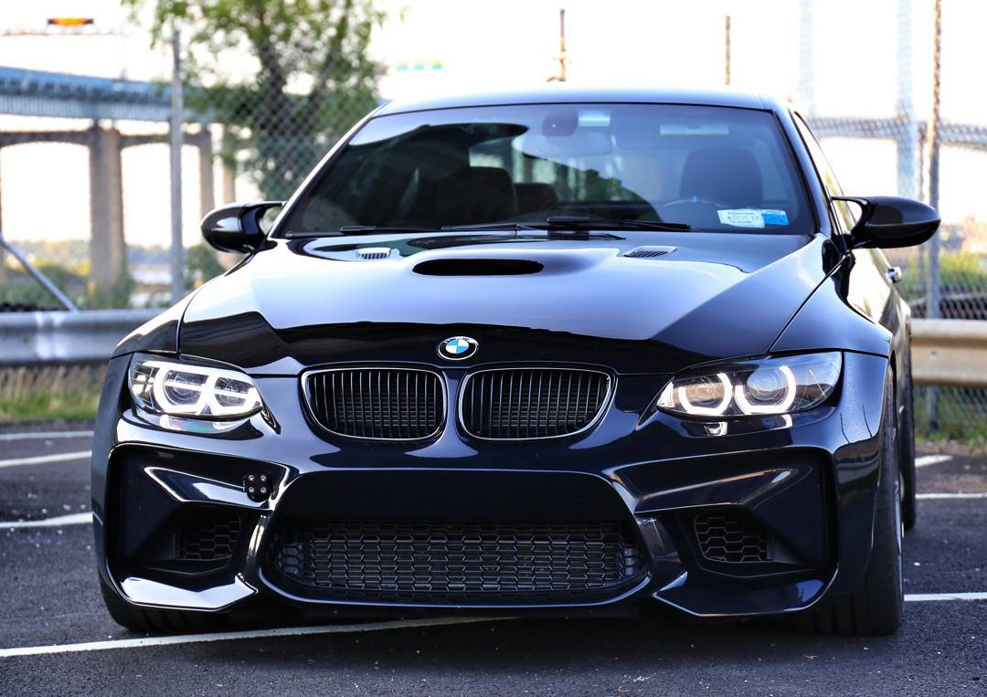 M2 Front Bumper On E92 M3 Thoughts On This