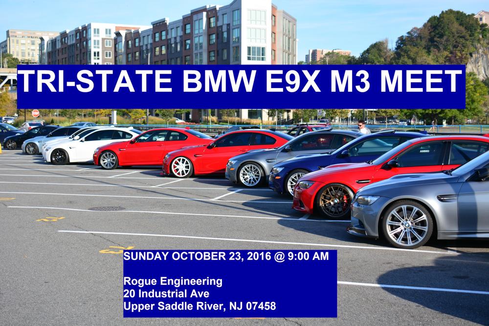 Ultimate E9X M3 Meet Sunday October 23, 2016 - BMW M3 Forum