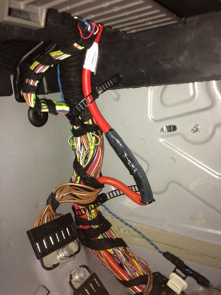 DIY: B+ Cable (Fuse box to battery) replacement | Bmw Fuse Box Recall |  | Bimmerpost