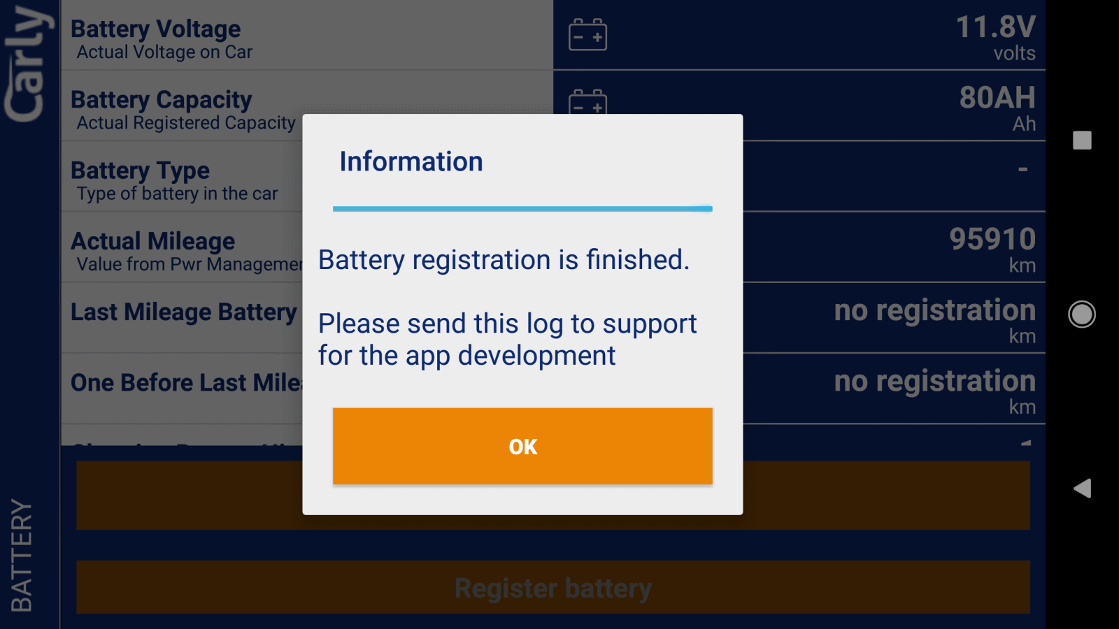 Is Carly Battery Registration a Scam - Does it really work