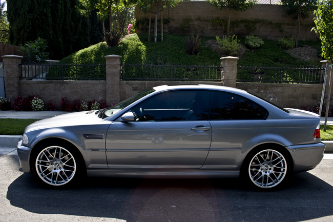 2003 5 E46 M3 Fully Loaded Csl Rims