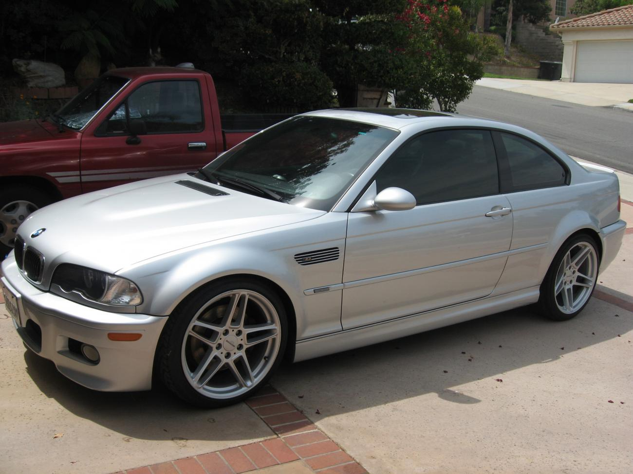for : 2002 bmw m3 - ac schnitzer fully upgraded