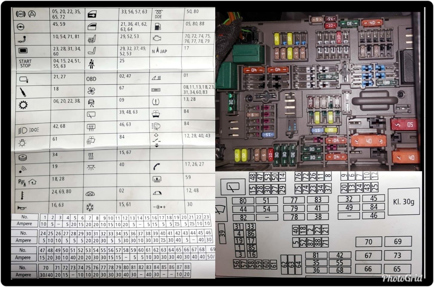 [DIAGRAM_3US]  Fuse Box Diagram - BMW M3 Forum (E90 E92) | 2001 Bmw 328i Fuse Box |  | Bimmerpost