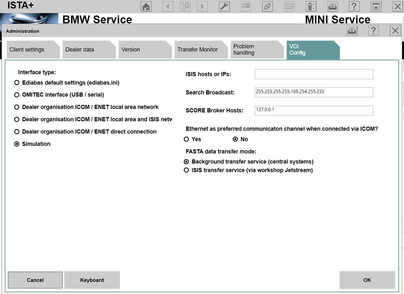 ISTA D/P/+: pardon the newb questions - BMW M3 Forum (E90 E92)