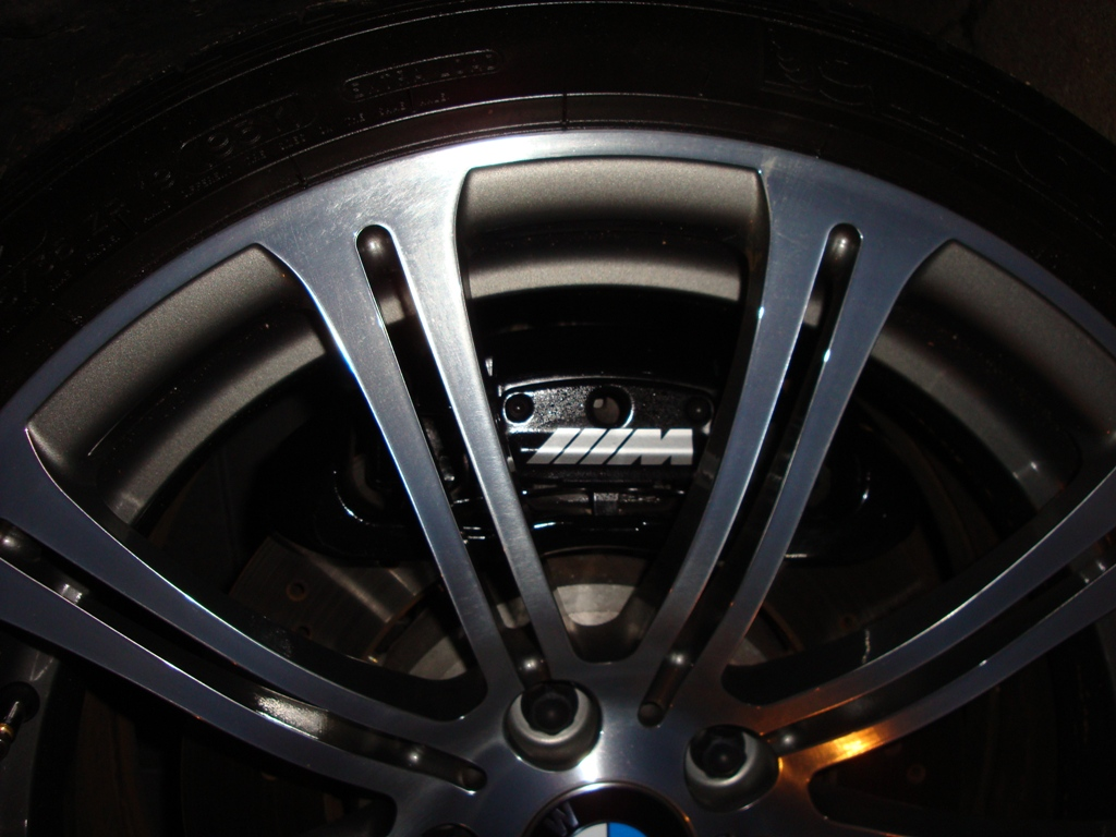 BMW M Forum E E View Single Post Brake Caliper Decals - Bmw brake caliper decals