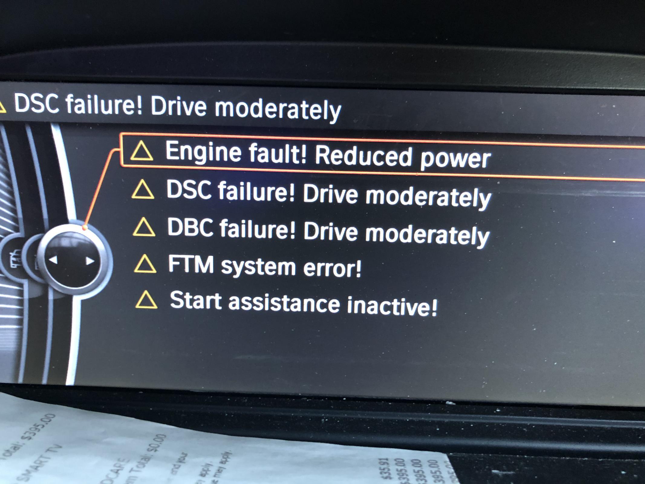 M3 Random Errors Car Goes Into Limp Mode Bmw M3 Forum E90 E92