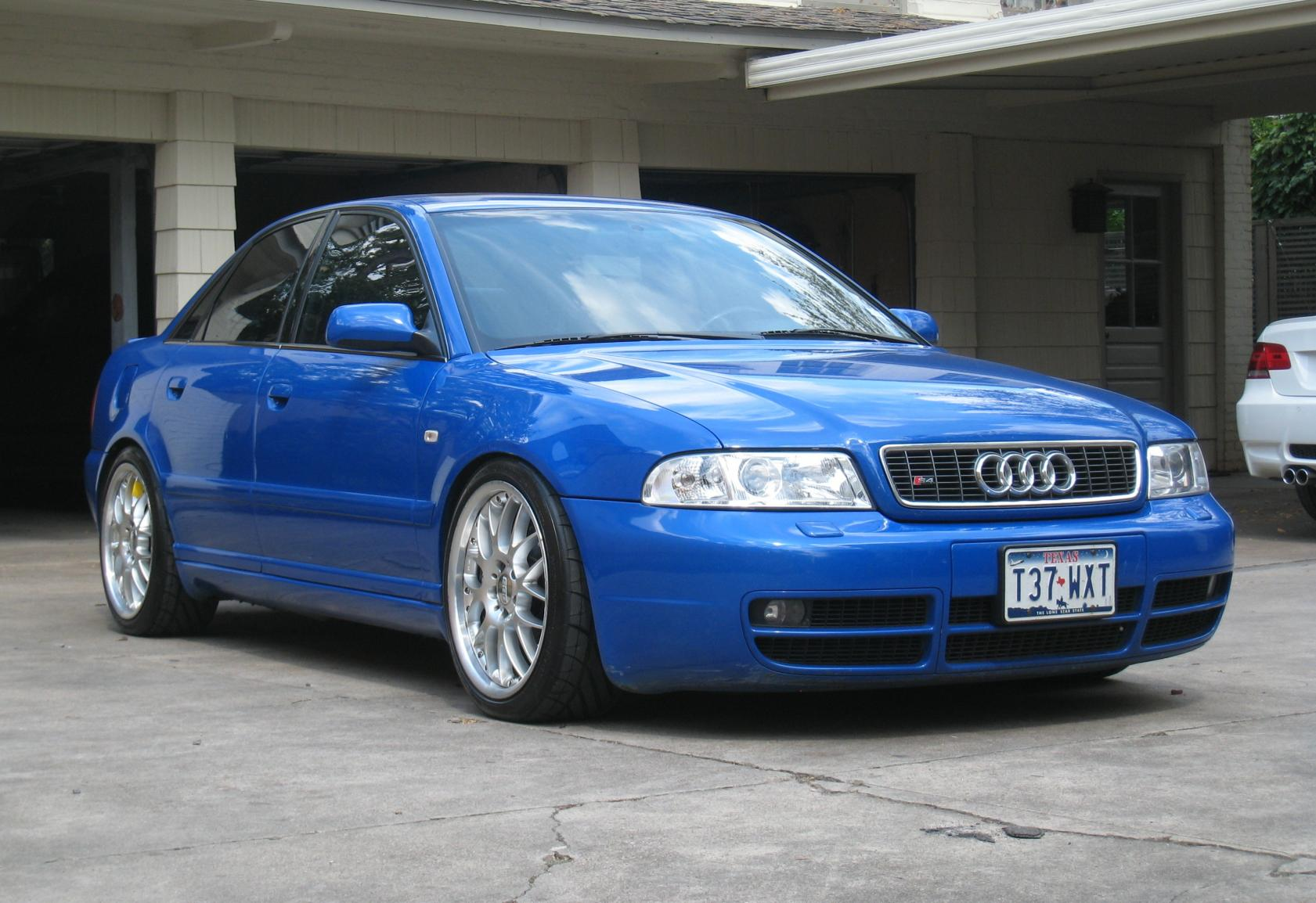 Got Beat By Audi S4 B5
