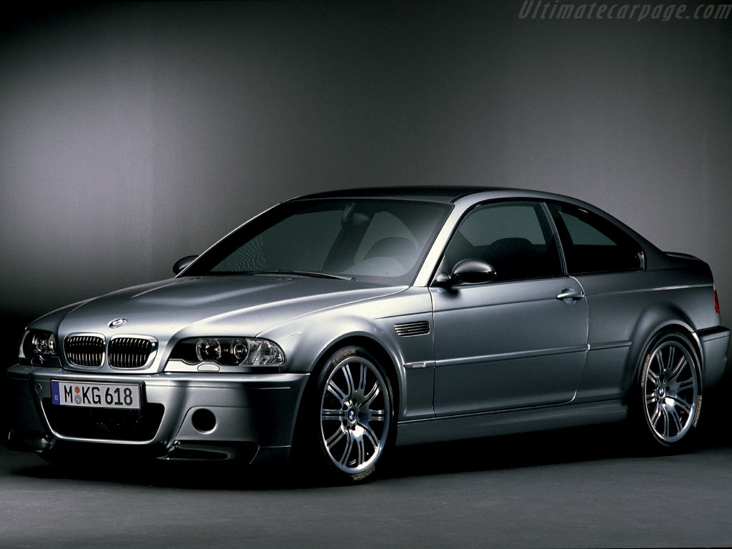Timeless Beauty E46 Csl Concept And Production Pictures
