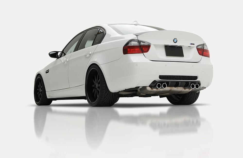 Vorsteiner Release New Body Kit For BMW E M Sedan - 2007 bmw m3 sedan