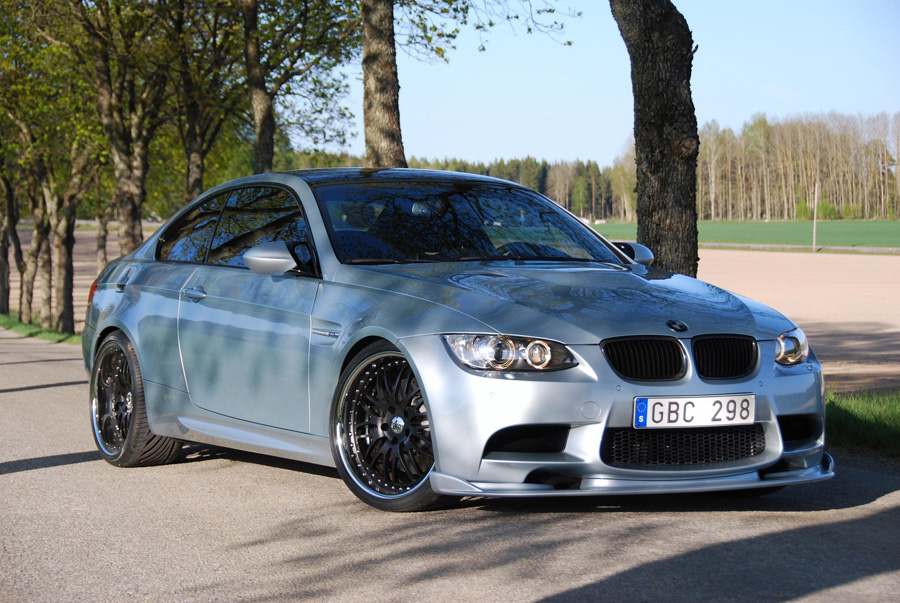 VRS or Hamann front lip for SSII E92
