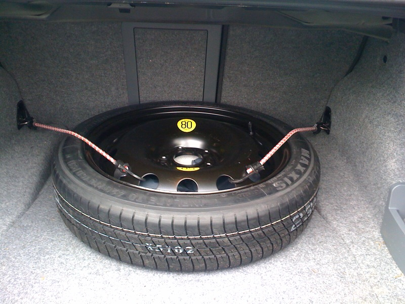 Compact Spare Wheel Tire Solution Page 3