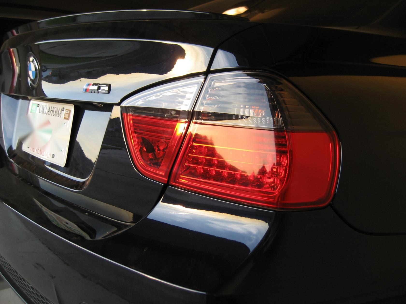 Wtb Rear Led Tail Lights For 2008 E90 M3