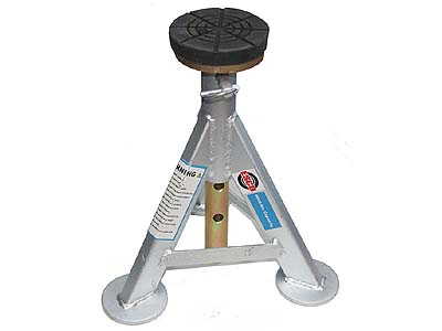 Where To Buy Screw Type Flat Top Rubber Jack Stands For