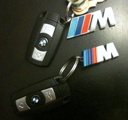 Your Bmw Keychain Thread