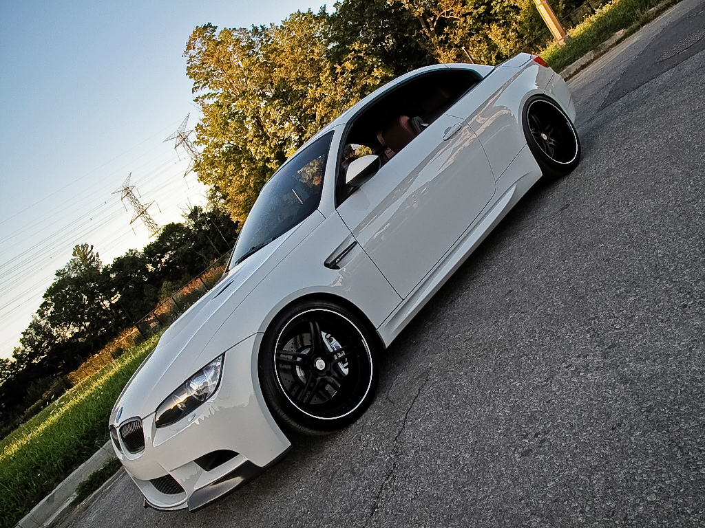SlammedM6 Build Thread - 2008 Alpine White M6 Coupe - Page 3 - BMW M5 Forum and M6 Forums