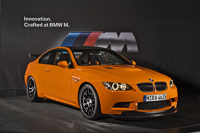 NEW BMW M3 GTS  Official specs press releases photos and video