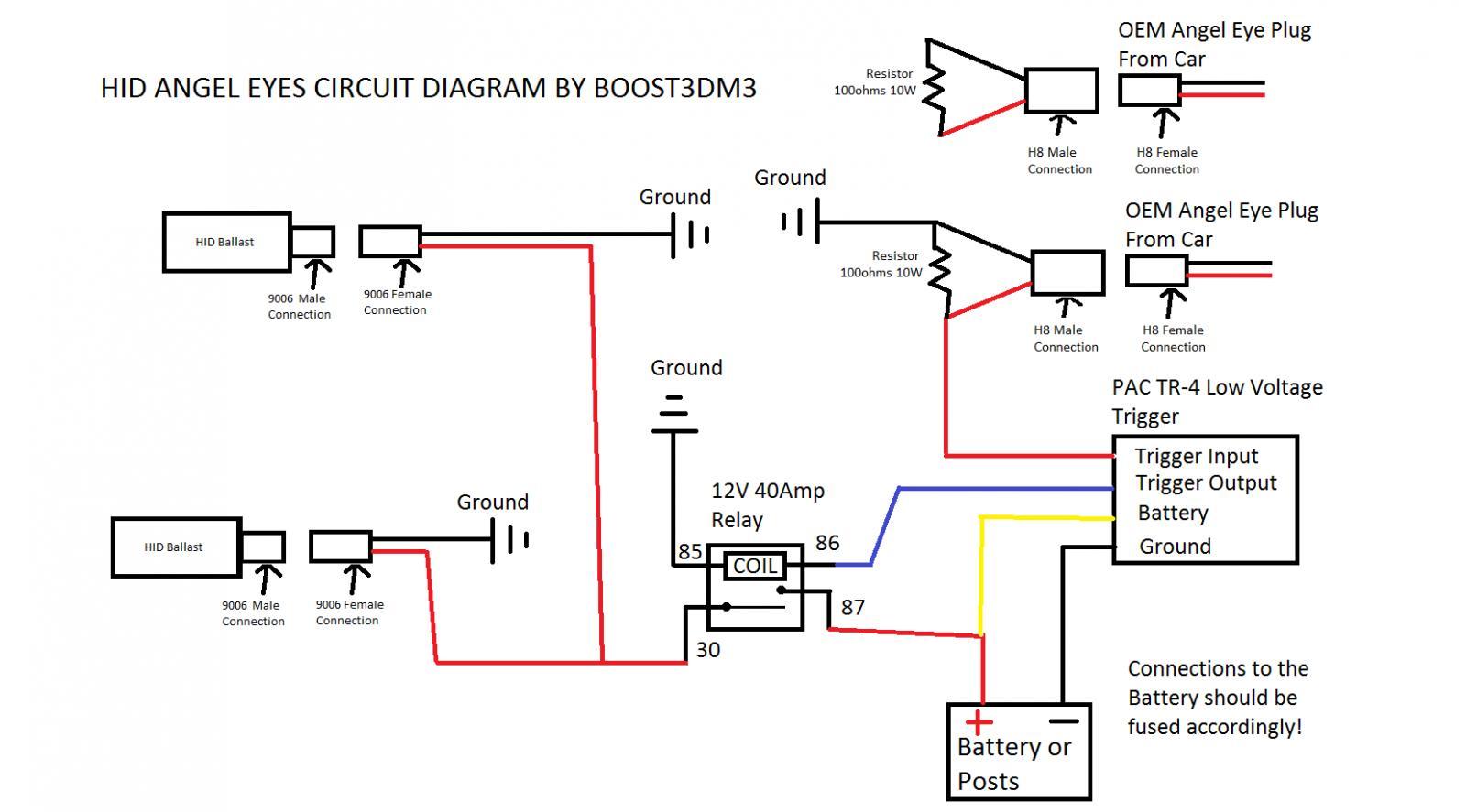Camaros Kit Replacment