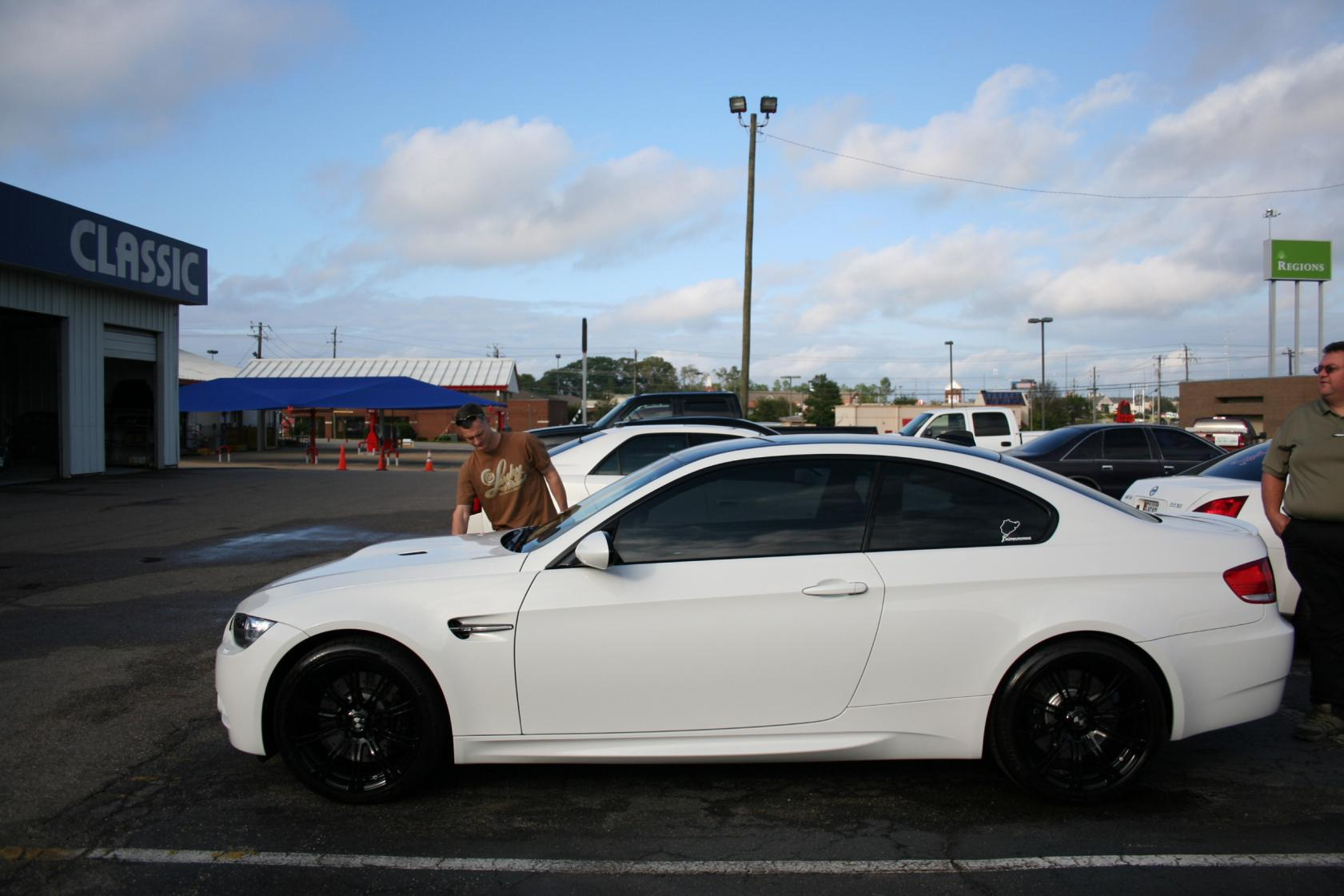 Pic Request Aw E92 M3 With Black Wheels