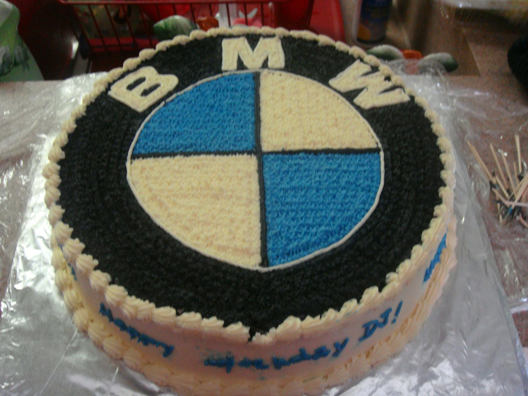 My m3 birthday cake page 3