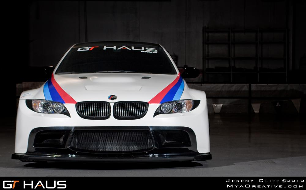 Gthaus Bmw M3 Widebody Unveiled