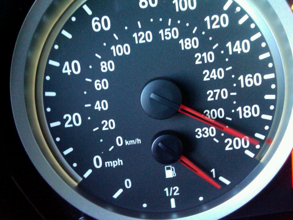 Top speed limiter info