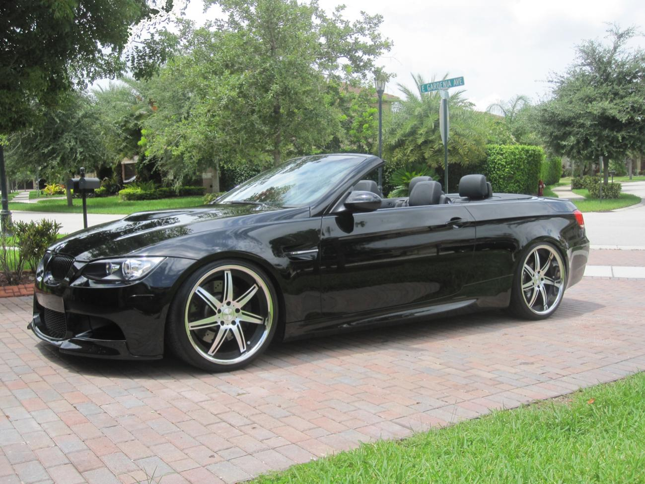 black bmw m3 convertible. attached images black bmw m3 convertible a