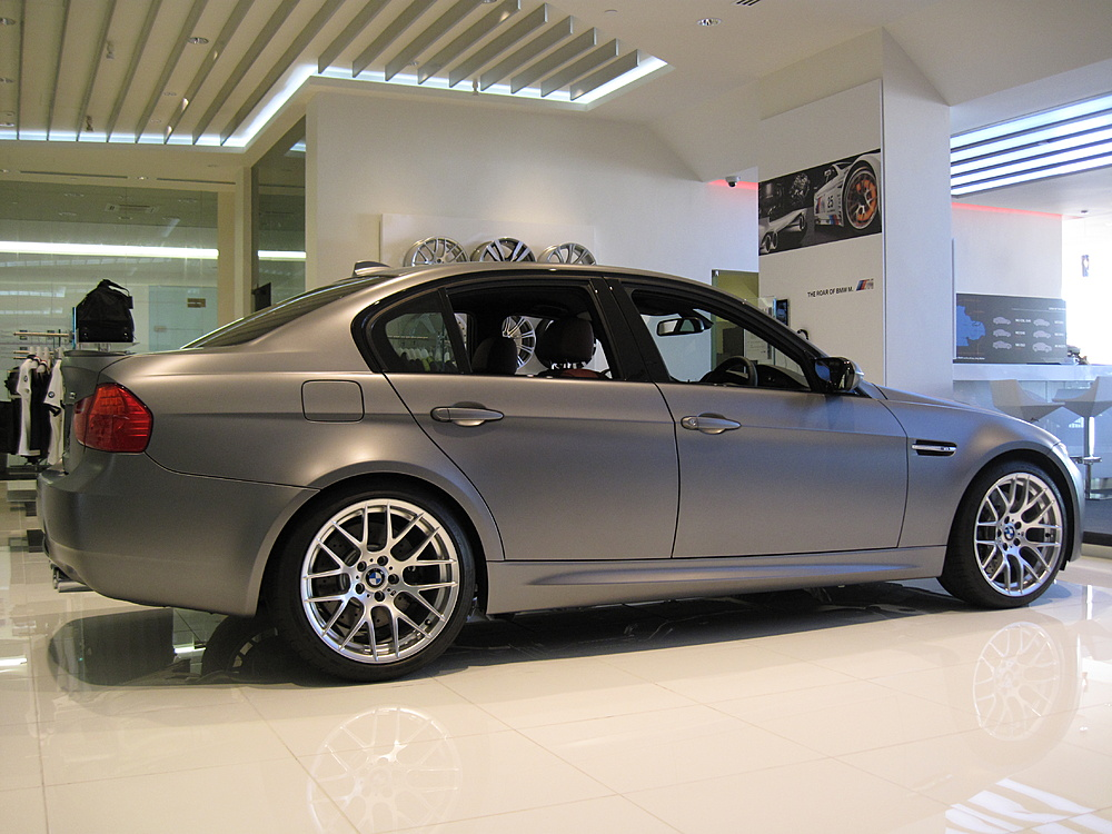 E90 / E92) Official M3 Competition Package (ZCP) Sedan / Coupe Thread