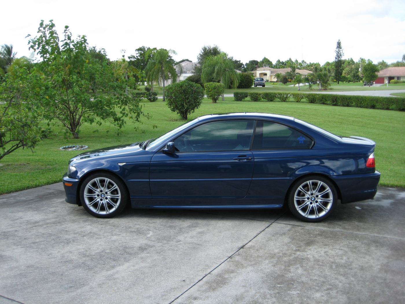 FS: 2004 BMW 330CI ZHP Performance Package
