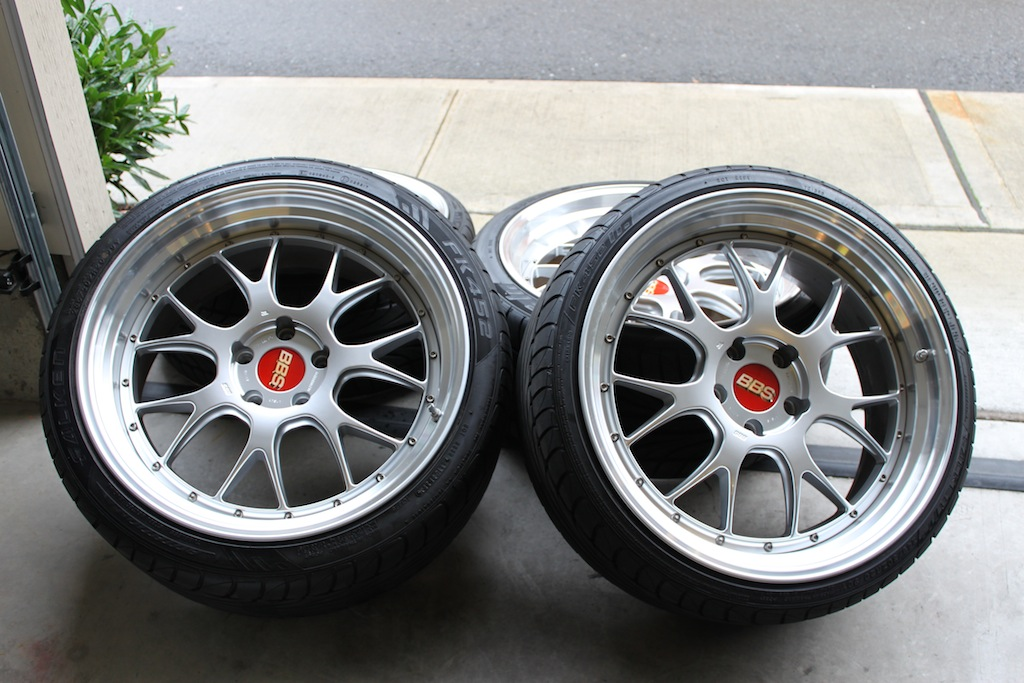 Fs Bbs Lm R 20x9 Et 8 And 20x10 Et 18