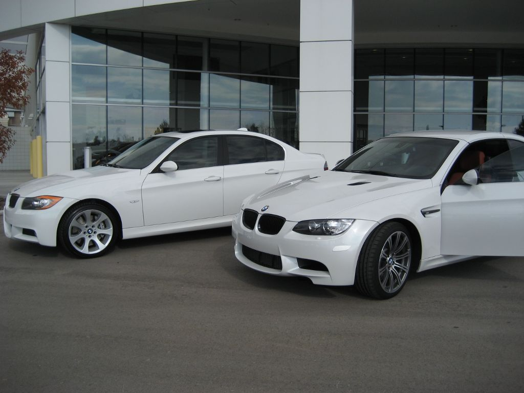 Mineral White Or Alpine White Bimmerfest Bmw Forums