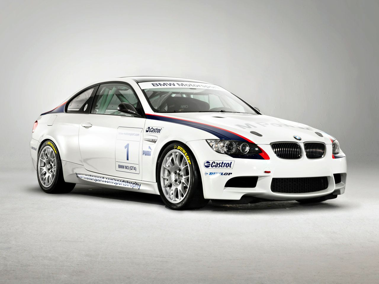 BMW M3 GT4 Car Wallpaper