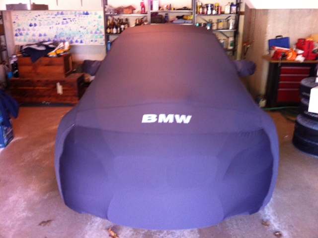 Bmw form fit car cover pics for Garage bmw ivry sur seine