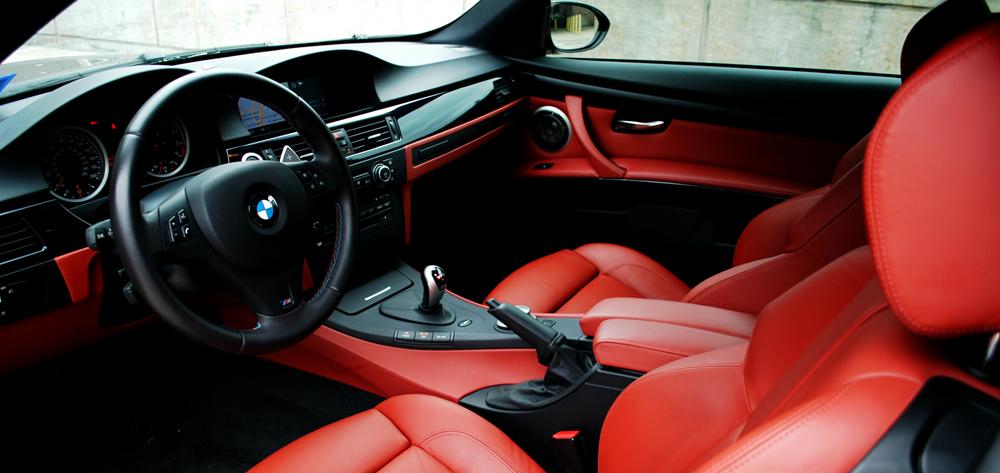 2007 BMW 335Xi >> FS: Fox Red Interior/Seats