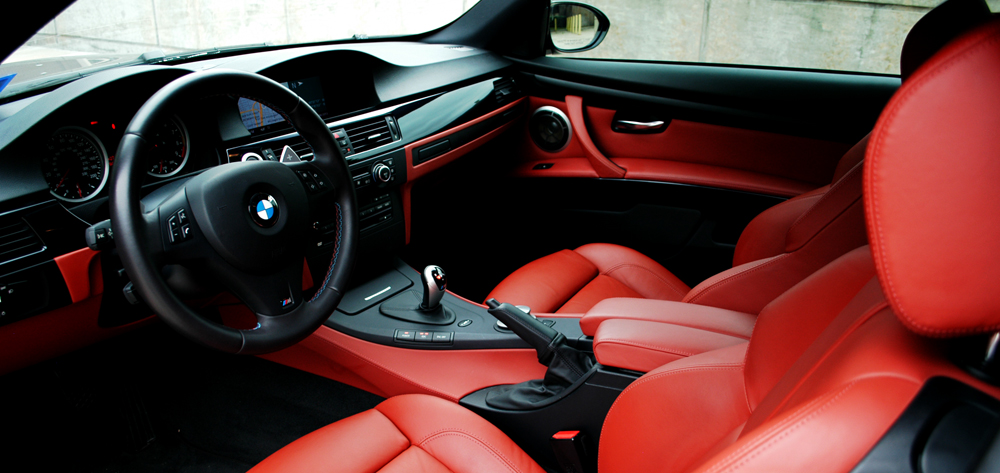 Fs Fox Red Interior Seats