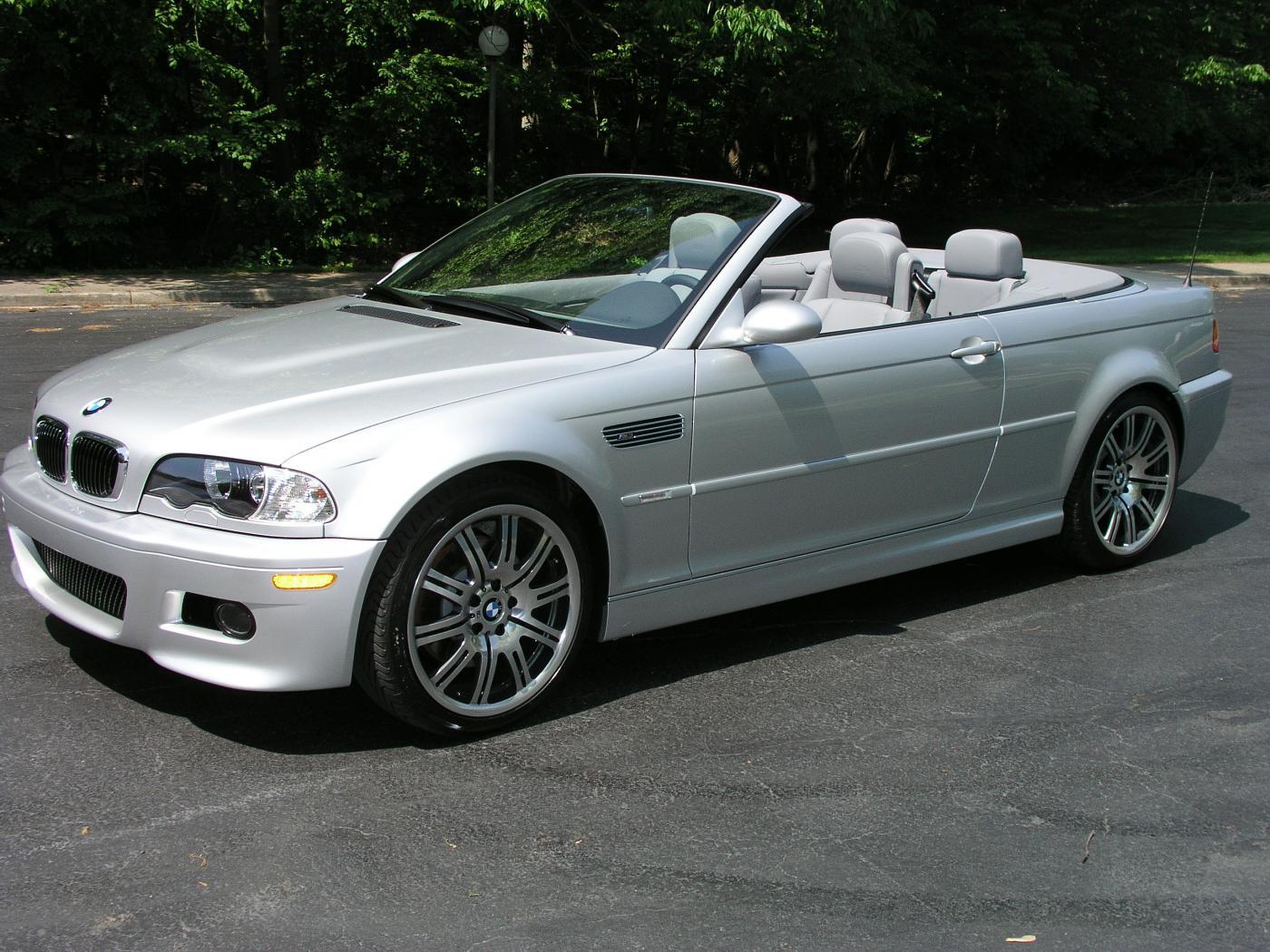 bmw m3 2004 cabriolet