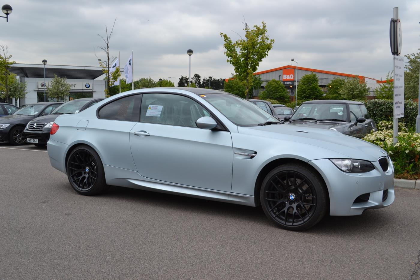 new frozen silver e92 m3 the m3cutters uk bmw m3 group forum. Black Bedroom Furniture Sets. Home Design Ideas
