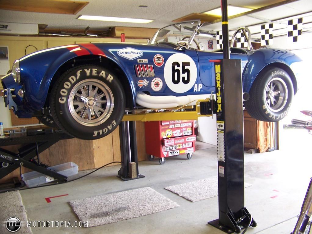 Inground Home Car Lift