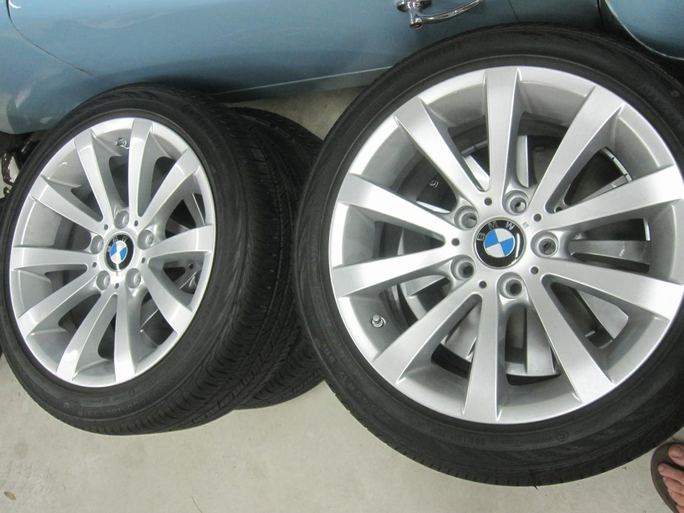 new bmw 328i wheels tires for sale. Black Bedroom Furniture Sets. Home Design Ideas