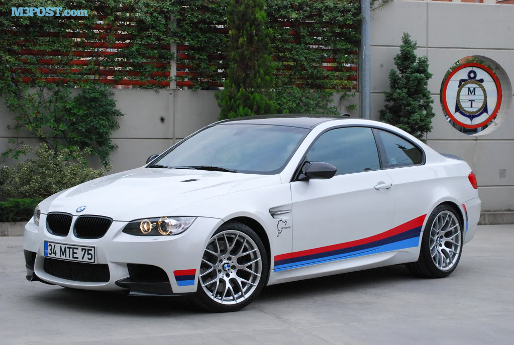 My Bmw E92 M3 Competition Package M Performance