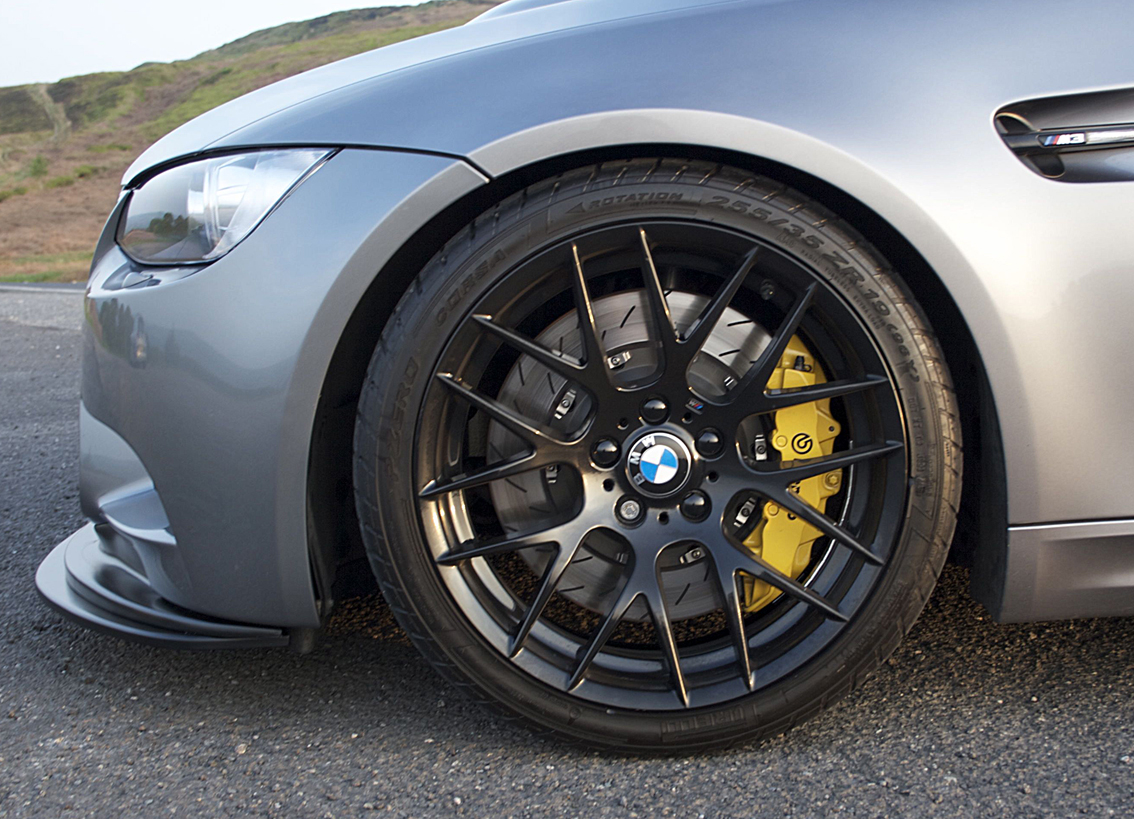 For Sale M3 Black Competition Wheels