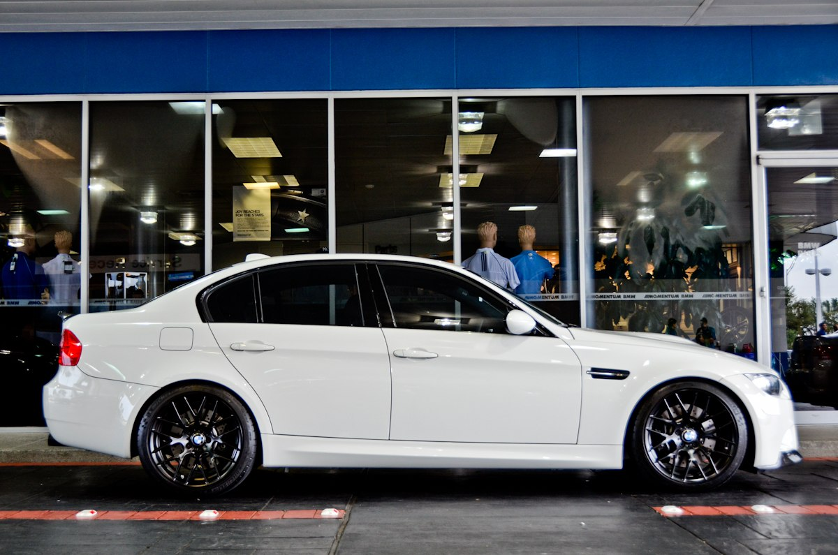 Aw E90 Competition Package Wheel In Silver Or Gunmetal